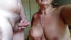 dicuci dengan air mani sebelum pergi ke supermarket