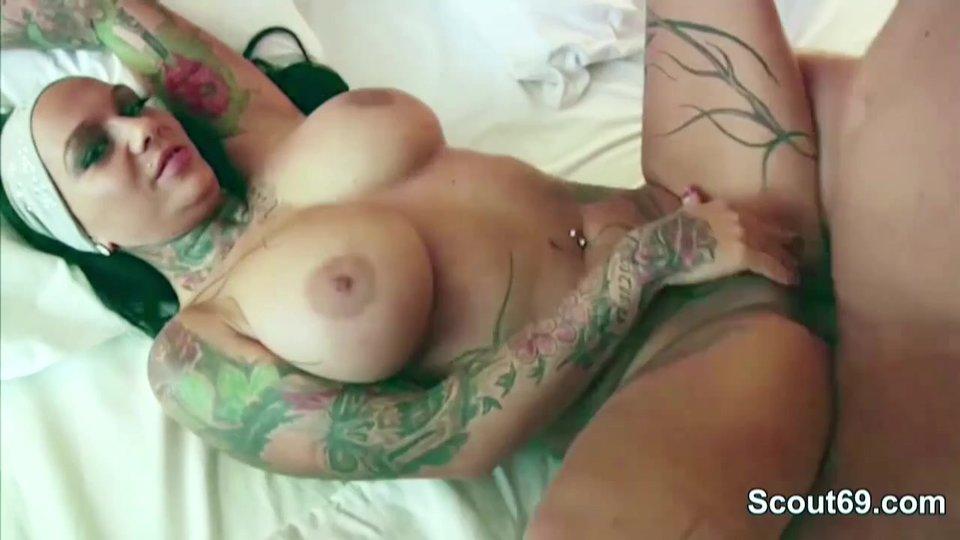 Alman porno bedava