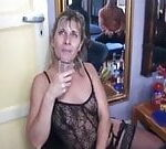 French milf with some black guys sex video