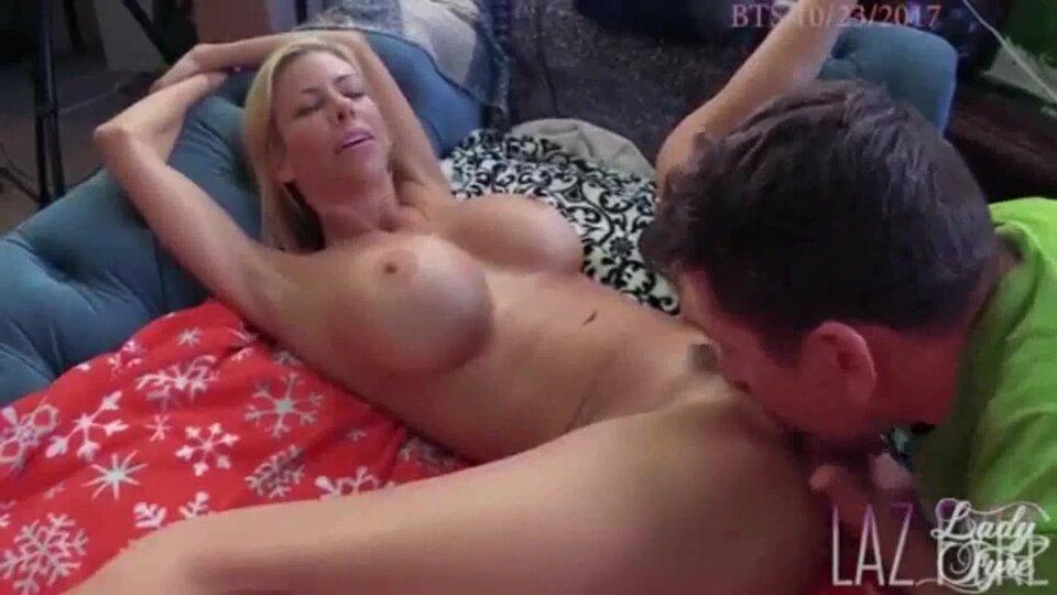 Alexis Fawx tight cougar hardcore sex video